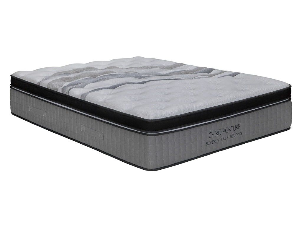 European Style Luxury Memory Foam Mattress Advanced Knitted Fabric For Household